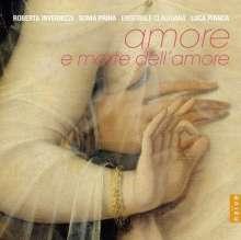 Roberta Invernizzi & Sonia Prina - Amore e Morte dell'Amore, CD