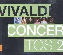 Antonio Vivaldi (1678-1741): Concerti II, 6 CDs