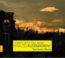 Concerto Italiano - Trent' anni a Roma, CD