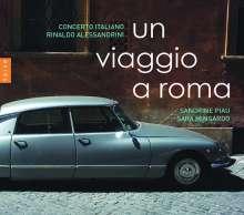 Un Viaggio a Roma - Barockmusik des frühen 18. Jahrhunderts, CD