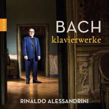 Johann Sebastian Bach (1685-1750): Cembalowerke, CD