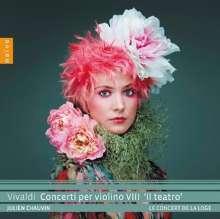Antonio Vivaldi (1678-1741): Violinkonzerte RV 187,217,235,321,366,387, CD