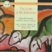 Gloriae Dei Cantores - The Lord Is My Shepherd, CD