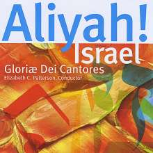 Gloriae Dei Cantores - Aliyah! Israel, CD