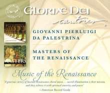Gloriae Dei Cantores - Giovanni Pierluigi da Palestrina / Masters of The Renaissance, 2 CDs