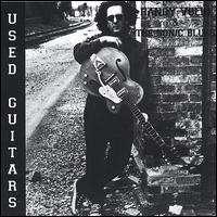 Raney Volin & Sonic Blues: Used Guitars, CD