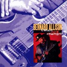 Bernard Allison: Times Are Changing, CD