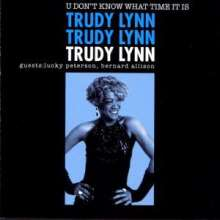 Trudy Lynn: U Don't Know What Time It Is, CD