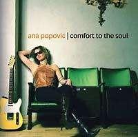 Ana Popovic: Comfort To The Soul, CD