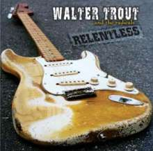 Walter Trout: Relentless, CD