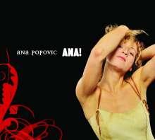 Ana Popovic: Ana! - Live In Amsterdam, CD