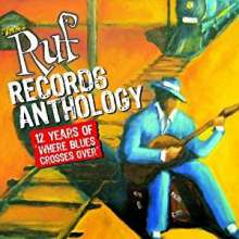 Ruf Records Anthology: Where Blues Crosses Over, 1 CD und 1 DVD