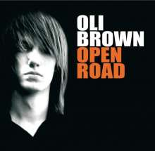 Oli Brown: Open Road, CD