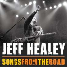 Jeff Healey: Songs From The Road (CD + DVD), CD