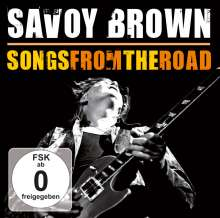 Savoy Brown: Songs From The Road (CD + DVD), CD