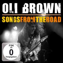 Oli Brown: Songs From The Road, CD