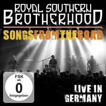 Royal Southern Brotherhood: Songs From The Road: Live In Germany 2012, 2 CDs