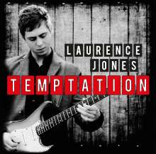 Laurence Jones: Temptation, CD