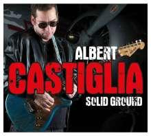 Albert Castiglia: Solid Ground, CD