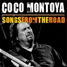 Coco Montoya: Songs From The Road, 2 CDs