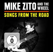 Mike Zito: Songs From The Road, 1 CD und 1 DVD