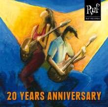 20 Years Anniversary, 2 CDs