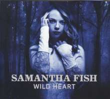 Samantha Fish: Wild Heart, CD