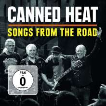 Canned Heat: Songs From The Road, 2 CDs