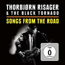 Thorbjørn Risager: Songs From The Road, CD