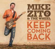 Mike Zito: Keep Coming Back, CD