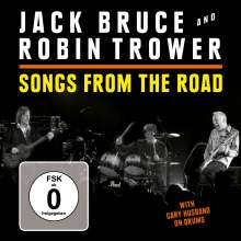 Jack Bruce & Robin Trower: Songs From The Road: Live 2009, CD
