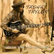 Tasha Taylor: Honey For The Biscuit, CD