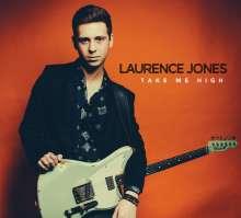 Laurence Jones: Take Me High, CD