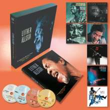 Luther Allison: A Legend Never Dies (Essential Recordings 1976 - 1997) (Limited Numbered Edition), 12 CDs
