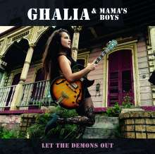 Ghalia & Mama's Boys: Let The Demons Out, CD
