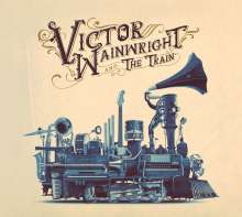 Victor Wainwright: Victor Wainwright & The Train, CD
