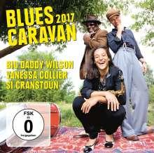 Big Daddy Wilson, Vanessa Collier & Si Cranstoun: Blues Caravan 2017, CD