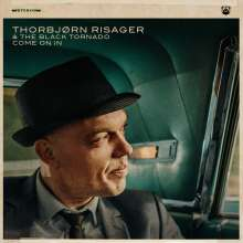 Thorbjørn Risager: Come On In, CD