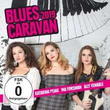 Katarina Pejak, Ina Forsman & Ally Venable: Blues Caravan 2019, 2 CDs