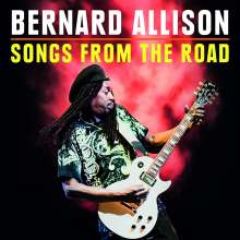 Bernard Allison: Songs From The Road, 1 CD und 1 DVD