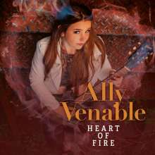 Ally Venable: Heart Of Fire, CD