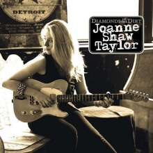 Joanne Shaw Taylor: Diamonds In The Dirt (180g) (Limited Edition), LP