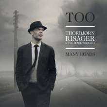 Thorbjørn Risager: Too Many Roads (180g) (Limited Edition), LP