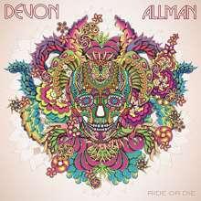 Devon Allman: Ride Or Die (180g) (Limited-Edition) (Colored Vinyl), LP