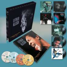 Luther Allison: A Legend Never Dies (Essential Recordings 1976 - 1997) (180g) (Limited Numbered Edition), 14 LPs