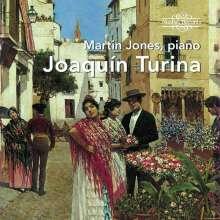 Joaquin Turina (1882-1949): Klavierwerke, 4 CDs