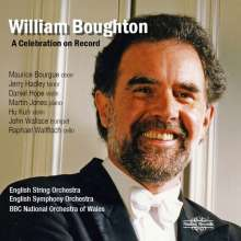 William Boughton - A Celebration on Record, 4 CDs