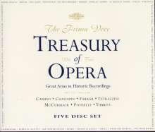Prima Voce - Treasury of Opera II, 5 CDs