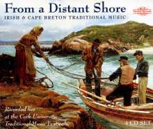 Trad.: From A Distant Shore, 4 CDs