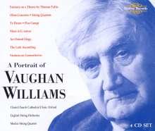 Ralph Vaughan Williams (1872-1958): Messe g-moll, 4 CDs